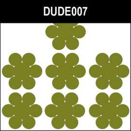 Dude007 Mos Groen