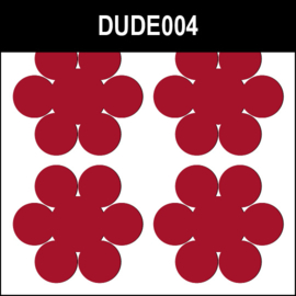 Dude004 Warm Rood