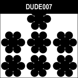 Dude007 Zwart