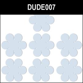 Dude007 IJsblauw