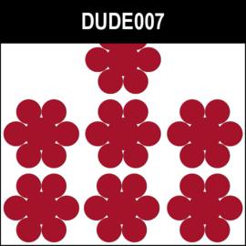 Dude007 Warm Rood