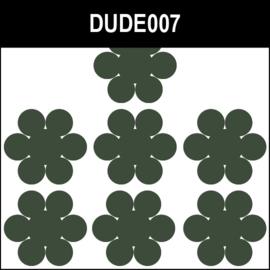 Dude007 Donker Groen