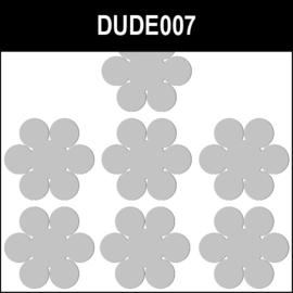 Dude007 Koel Grijs