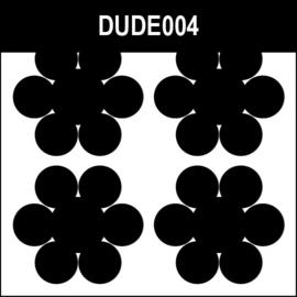 Dude004 Zwart
