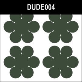 Dude004 Donker Groen