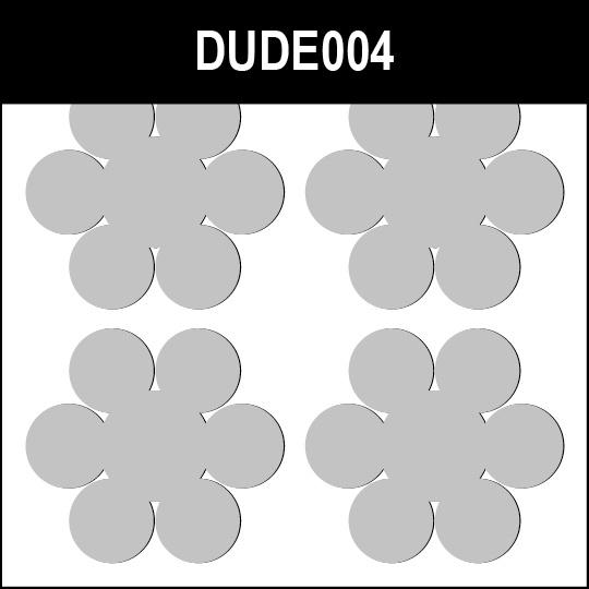 Dude004 Koel Grijs
