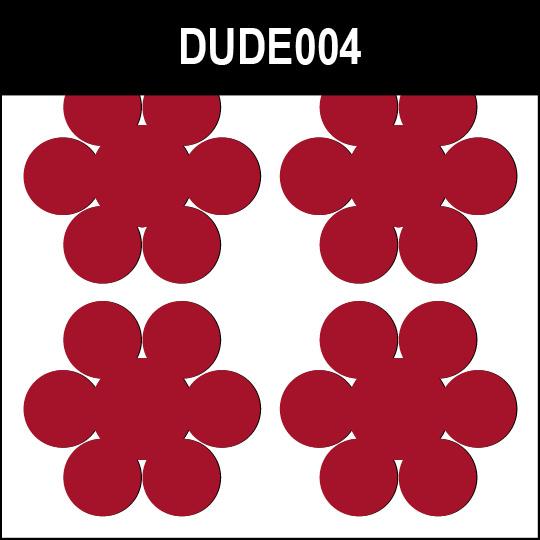 Dude004 Warm Rood