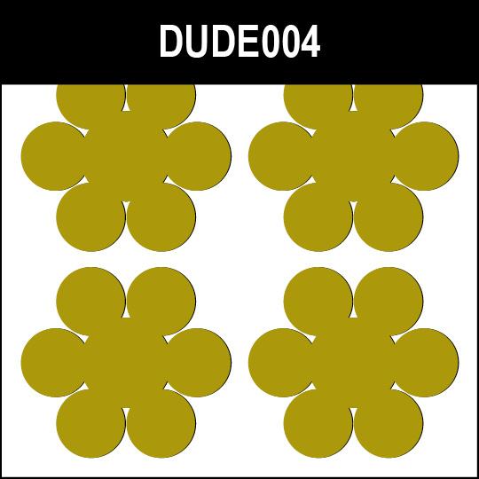 Dude004 Okergeel