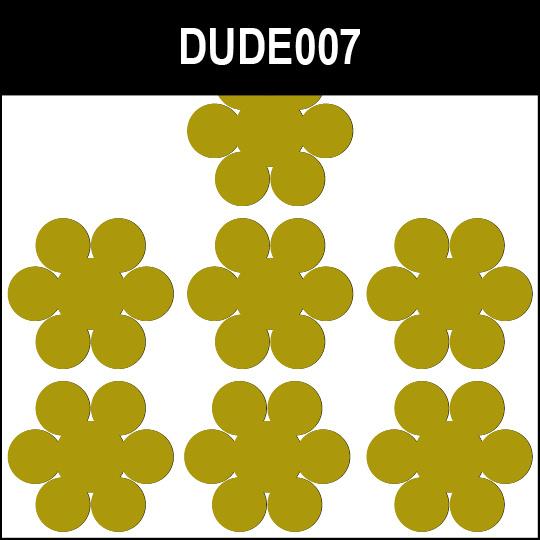 Dude007 Okergeel
