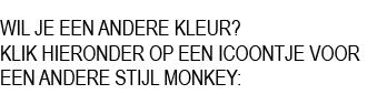 kies hier een andere monkey