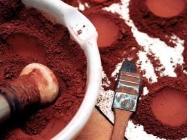 Het beroemde pigment uit Falun