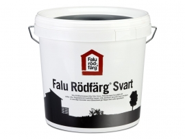 Falu Rödfärg zwart 5 liter
