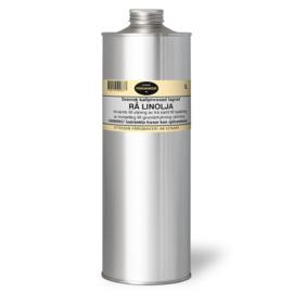 Ottosson rauwe lijnolie | 1 liter