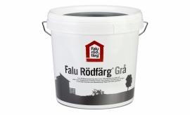 Falu Rödfärg grijs 5 liter