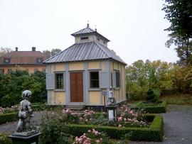 Pavilioen Skansen Stockholm