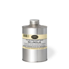 Ottosson rauwe lijnolie | 0,5 liter