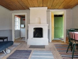 Oud Zweeds huisje