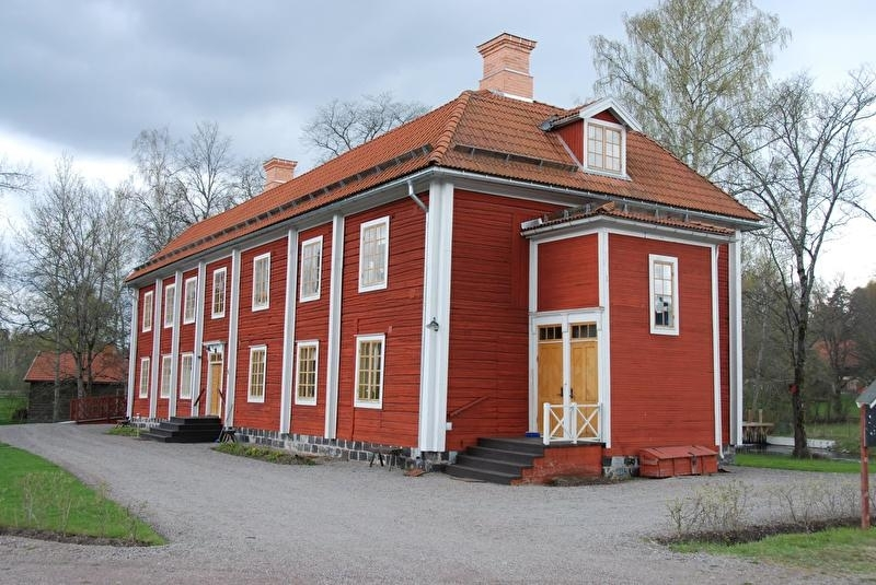 Statig Zweeds huis