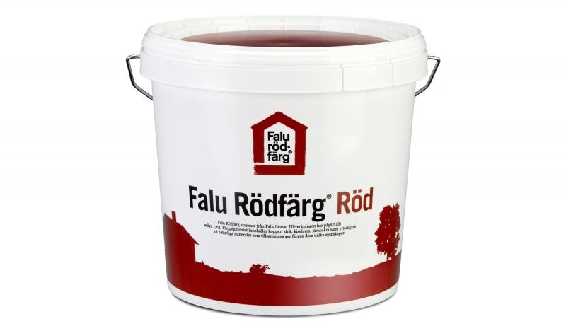 Proefpotje Falu Rödfärg Falu rood 125ml