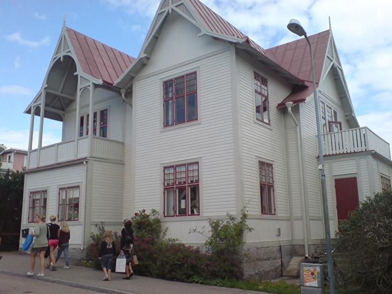 Zweedse villa