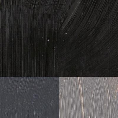 Iron Oxide Black | Zwart 3 liter