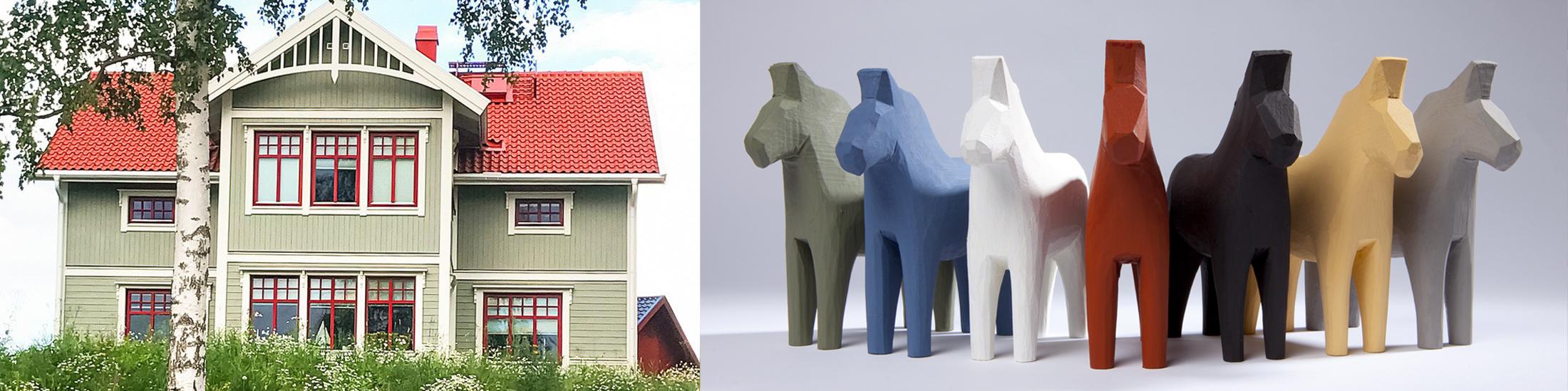 Falu Rödfärg Knut&Foder