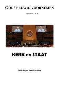 Kerk en Staat.