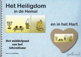 Het Heiligdom in de hemel en in het hart ( 32 pagina`s ïllustraties ). Zie ook uitgebreid boek op boekenpagina 2 !!
