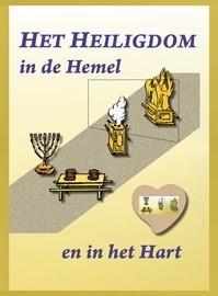 Het Heiligdom in de Hemel en in het Hart. ( 355 pagina`s uitgebreid en geïllustreerd )