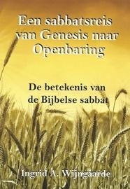 Een sabbatsreis van Genesis naar Openbaring.