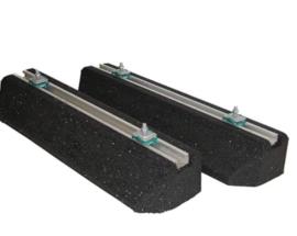 Big Foot Fix-it Foot 0,6m incl. bevestigingsbouten lang 60 cm prijs per 2 stuks