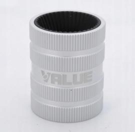 Afbramer /  ontbramer koelleiding diameters 3/16 - 1 3/8 inch (5 - 35mm)