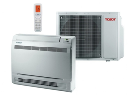 TOSOT CONSOLE WTS-18R 3,5 kW inverter set