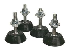 Vibratie dempers voor Airco machine vloer montage