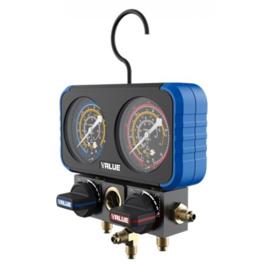 Manometerset, Manifoldset voor R32, R410A, R407C, R134A