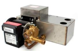 Aspen pomp condenspomp Hotwater Heavy Duty RVS 5,0L