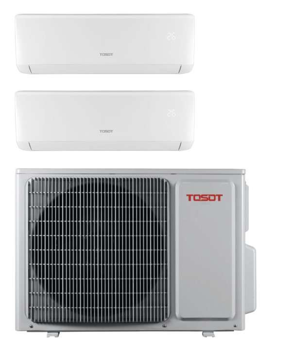 Airconditioning | Airco Multi split 2,5 +3,5 KW