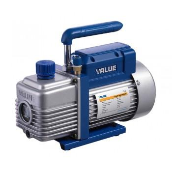 2 traps vacuümpomp voor airco of koeltechniek