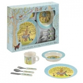 Eetset melamine Belle & Boo Pirate Party