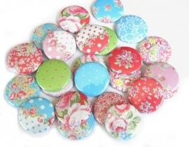 Buttons Vintage Patterns
