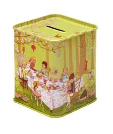 Spaarpot Belle & Boo Ava`s Tea Party