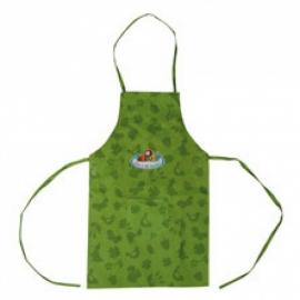 Tuinschort voor kinderen groen