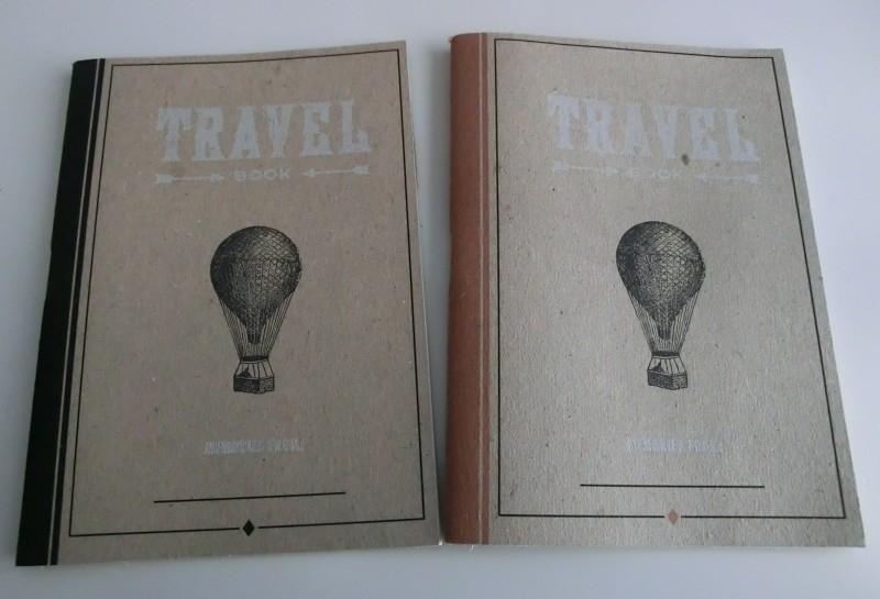 Notebook Travel van Arminho