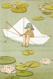Kaart Belle & Boo My Paperboat