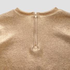 OVERSIZED DRESS | GOLDEN