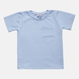 TEE | LIGHT BLUE | ONLY SIZE 98/104 LEFT!