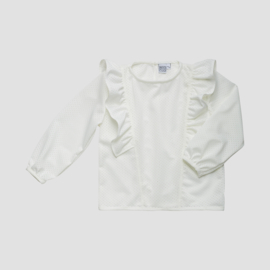BLOUSE | WHITE