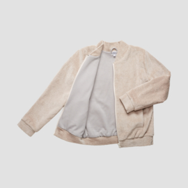BOMBER RIB | LIGHT PINK