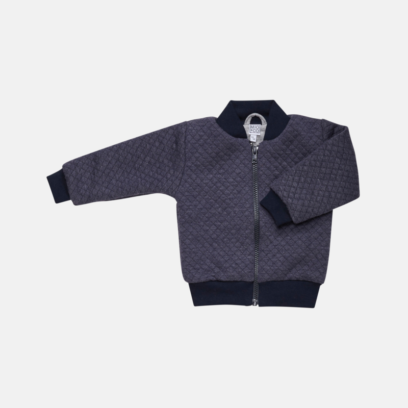 BOMBER  PEDDY | BLUE