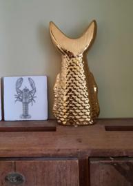 Vaas Fishtail, goud